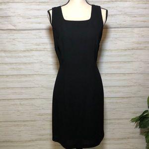 CDC Little Black Sleeveless Dress